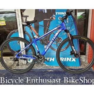 2018 Keysto Xtreme 29 Mountain Bike MTB Bicycle Sunrun Components Hydraulic Alloy