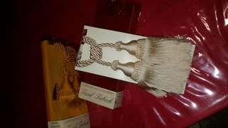 Brand New Curtain Tassel Tie