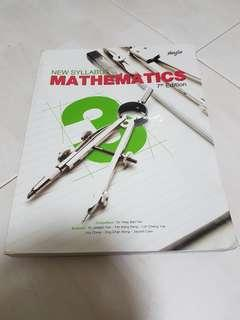 Secondary 3 EMath 7th Edition Textbook