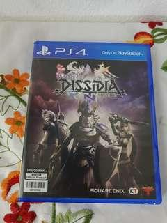 Final Fantasy Dissidia NT ps4