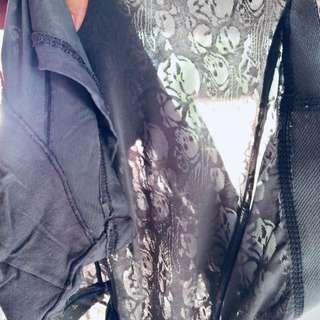 [Used] Bamboo fiber mesh type men's underwear - Trunk