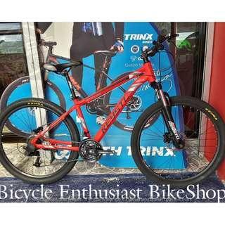 2018 Keysto Striker 27.5 Alloy Hydraulic Mountain Bike MTB Bicycle Powered by Trinx Bikes Philippines