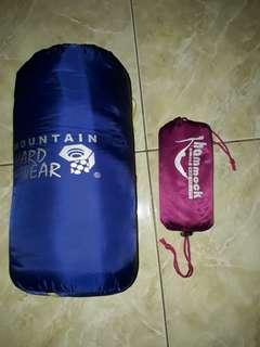 Paket Sleeping Bag 3 Layer + Hammock