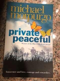 Michael Morpurgo -Private Peaceful