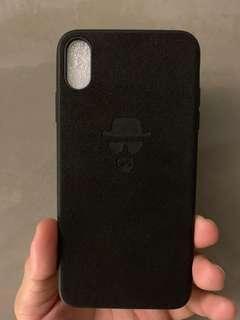Iphone Xs Max velvety cover