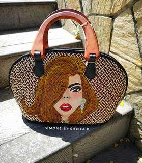 PATRICA Native Handpainted Bag