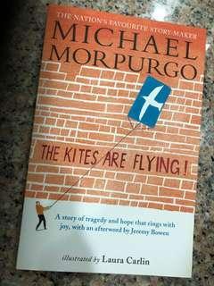 Michael Morpurgo- The Kites Are Flying