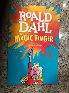 Roald Dahl-The Magic Finger