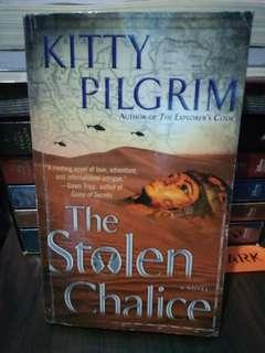 Stolen Chalice by Kitty Pilgrim