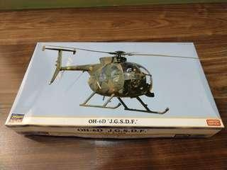 Military Helicopter OH-6D J G.S.D.F.
