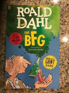Roald Dahl-The BFG