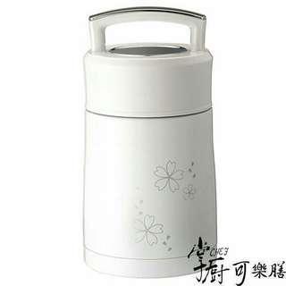 🚚 中國信託紀念品/掌廚 悶燒罐 可樂膳手提 不鏽鋼超真空 保溫 燜燒罐/大容量