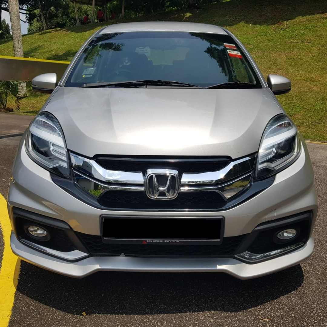 2015 Honda Mobilio 7seats Cars Vehicle Rentals On Carousell