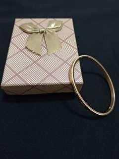 🚚 玫瑰金手環