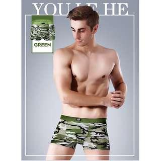 [Used] Men's camouflage / army underwear - Trunk