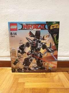 Lego Ninjago Movie 70613