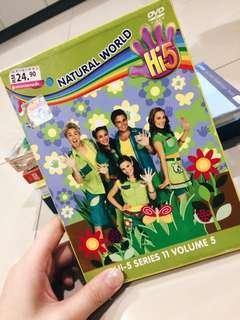 Hi-5 DVD