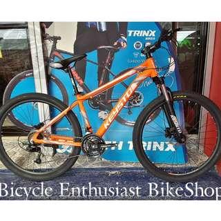 cb55176a26a8 2018 Keysto Striker 27.5 Alloy Hydraulic Mountain Bike MTB Bicycle Powered  by Trinx Bikes Philippines