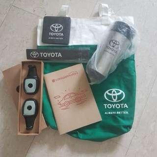 Toyota Merchandise !!