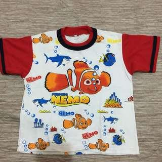 Nemo Shirt for Kids