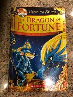 The Dragon Of Fortune (Geronimo Stilton)