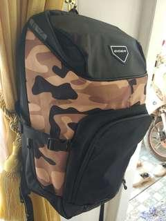 Daypack Eiger Riding Black Flugs Brand New With Tag Murah Aja