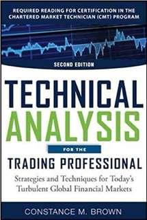 Technical Analysis for the Trading Professional : Strategies and Techniques for Today's Turbulent Global Financial Markets