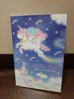 Little Twin Stars 2019 DateBook