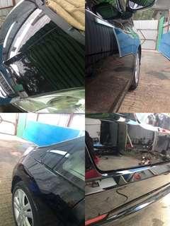 洗車+吸塵+打蠟+納米鍍膜