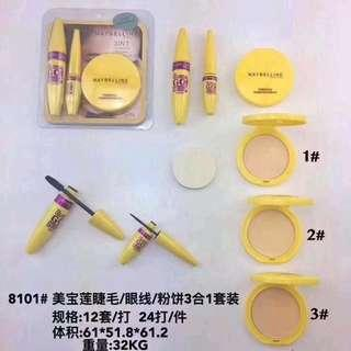 SALE!!  3 in 1 make up