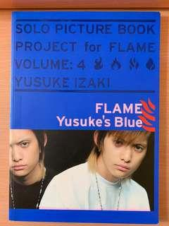 Flame Yusuke's Blue 寫真