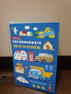 The Ronabouts 2019 DateBook