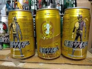 日版Dydo 復刻堂蒙面超人三款特別版全罐