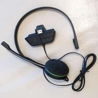Xbox one head phone controller headsets