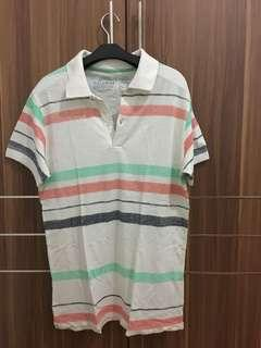 Polo Shirt Pull and Bear
