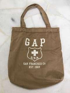 GAP basic tote bag