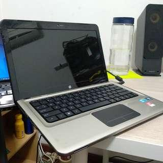 Pavilion dv3 i7 4GB Laptop