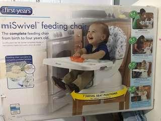 Mi swievel baby chair