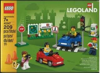 <DEREK> LEGO 40347 LEGOLAND Driving School Cars