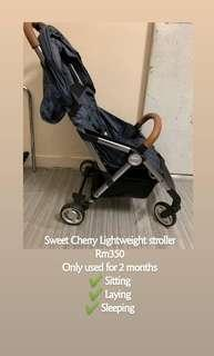 Sweet Cherry Lightweight stroller