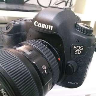 Canon 5D Mark 3 (body only!!!)