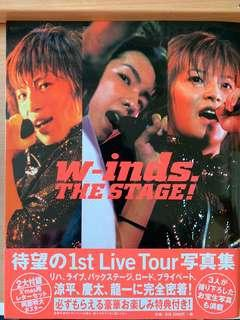 W-inds THE STAGE!寫真