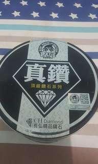 🚚 長弘精品鑽石項鏈