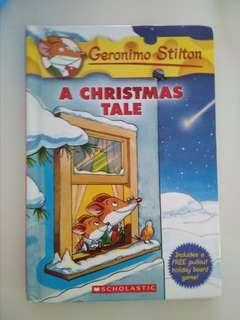 A Christmas Tale by Geromino Stiltin