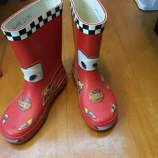 Cars rainboot size 30