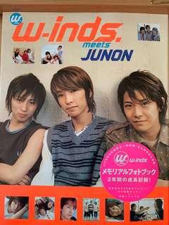 W-inds 寫真