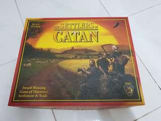 Settlers of Catan (Original 4th Edition)