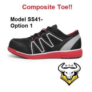 Composite Toe Safety Shoes / Safety Boots