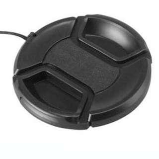 Replacements lens cap (58 and 67mm)