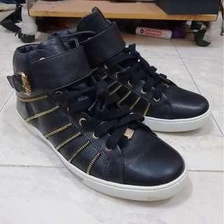 Versace collection high sneaker original not gucci hermes LV louboutin prada